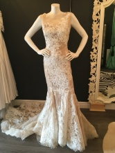 Verna By Pronovias. Great condition. Size 14