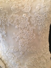 Laren by Pronovias. Size 14. Good condition.