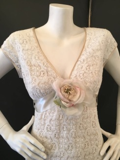 Yolanda by Claire Pettibone. Size 12. Excellent condition.